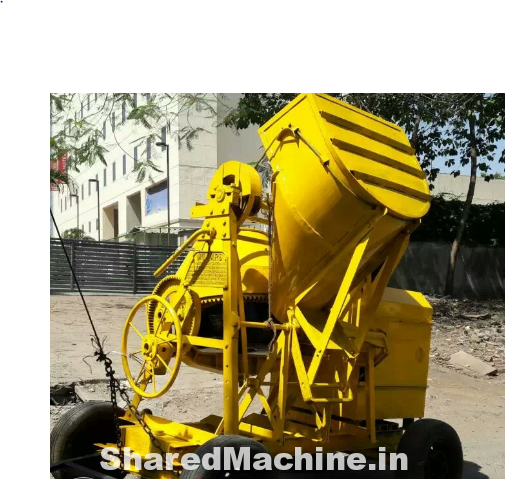 Concrete Mixer-1Bag