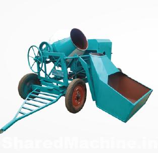 Concrete Mixer - Gen